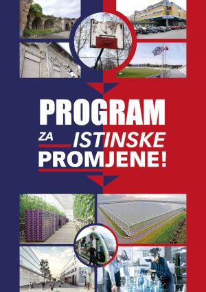 Izborni program 2021